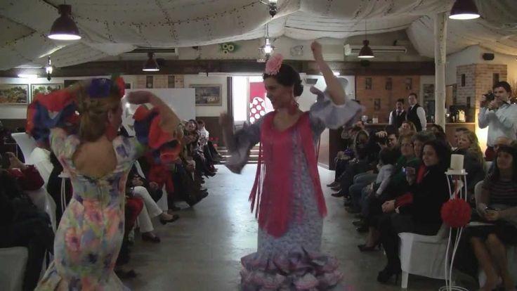 II Desfile de Trajes de Flamenca y Campero Casa Ruiz, Musica original.