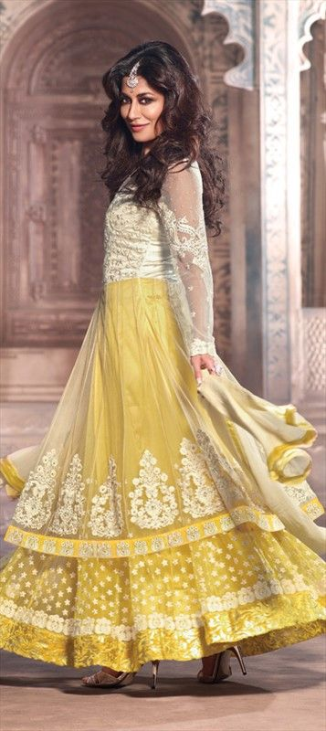 CHITRANGADA Singh in yellow