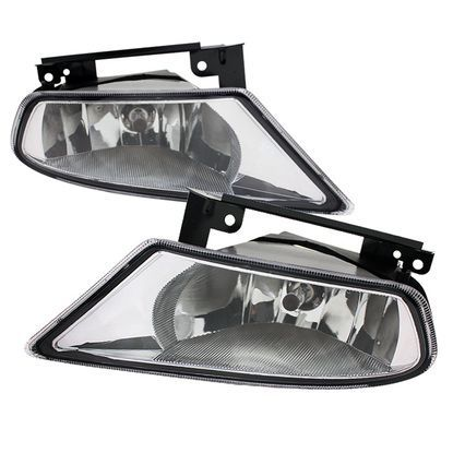 2005-2007 Honda Odyssey OEM Fog Lights with Switch - Clear