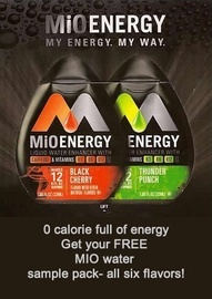 MIO Water - Have you tried it? What's your favorite flavor?