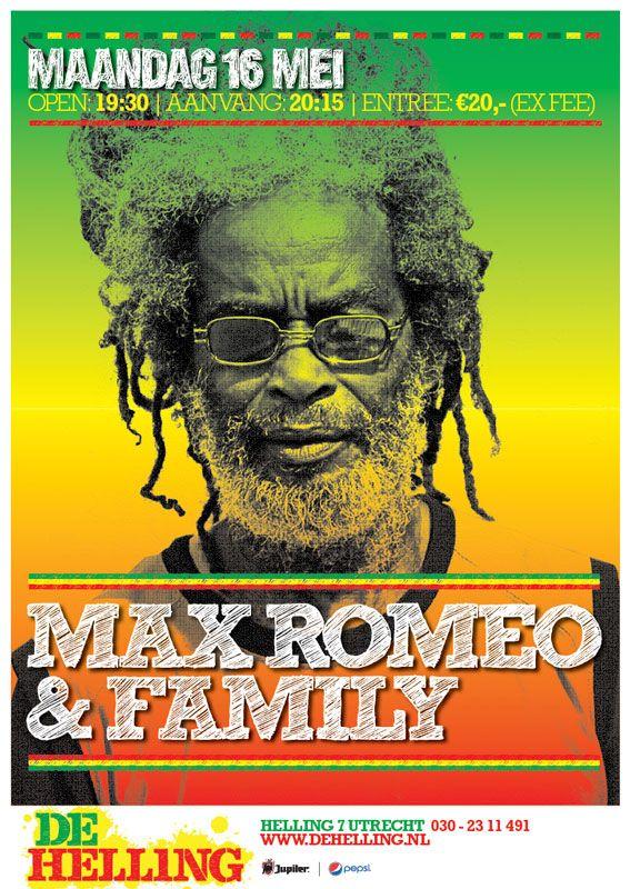 Max Romeo & Family (2016)