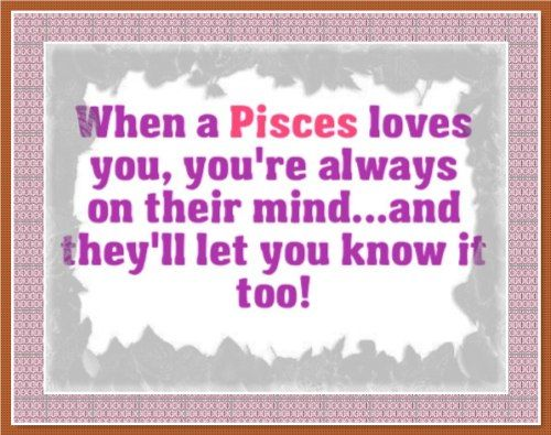 pisces man and woman relationship