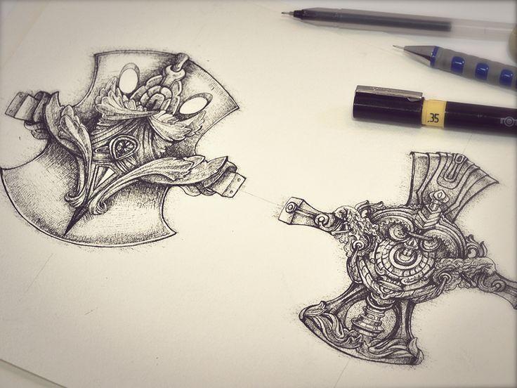 Logo for a game #logo #design #inspiration