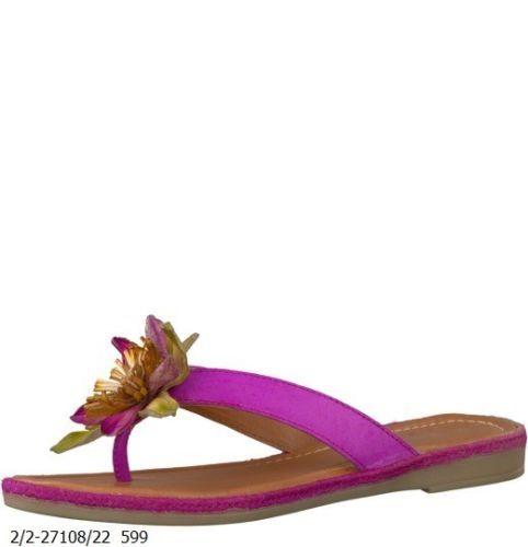 Pink Flower Flip Flop- £29.99