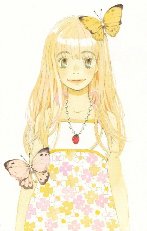 Chika Umino. Honey and Clover.