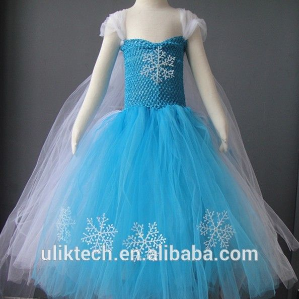 Fabrica de suministro de encaje vestidos de niña princesa del bebé al por mayor realista halloween costume (ulik032)