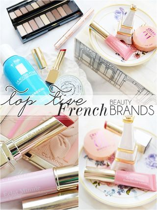 Top Five French Beauty Brands | Makeup Savvy | Bloglovin'