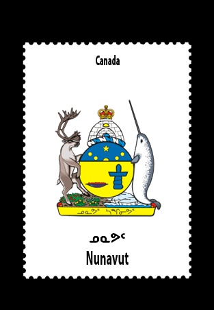 nunavut coat of arms facts