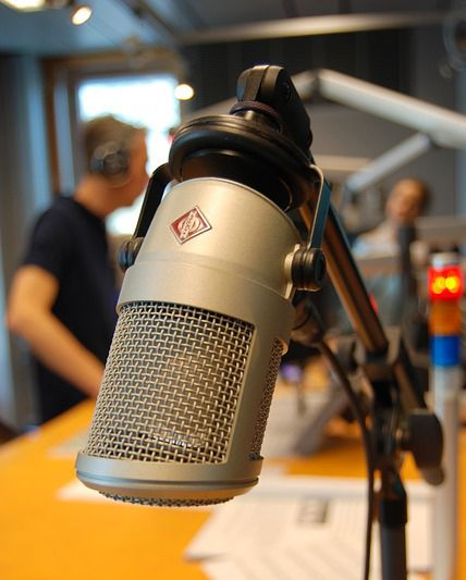 Вы хотите работать на радио?