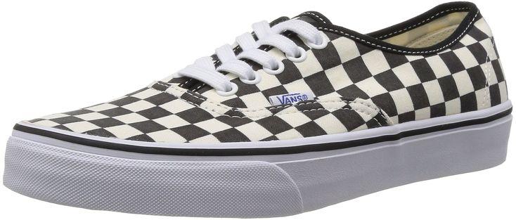 mens checkered vans shoes