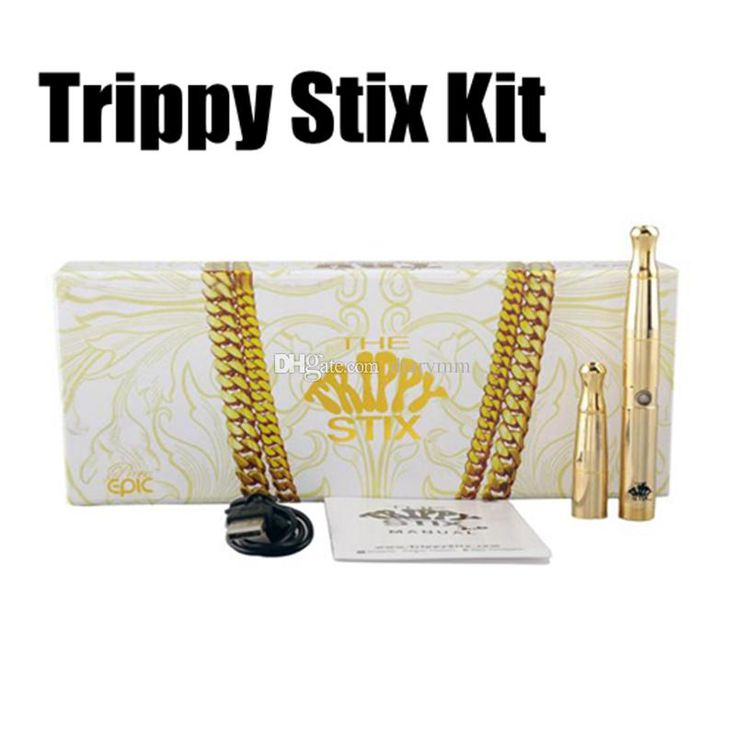 Luxury Gold Trippy Stix Kit 4 In 1 E Cigarette Kits For Wax Dry Herb Solid Oil With 2 Kinds Of Wax Dry Herb Vaporizer Pen Vs Snoop Dogg Ecig E Cig Starter Kits Best E Cig Starter Kits Cheap From Diarymm, $14.28| Dhgate.Com