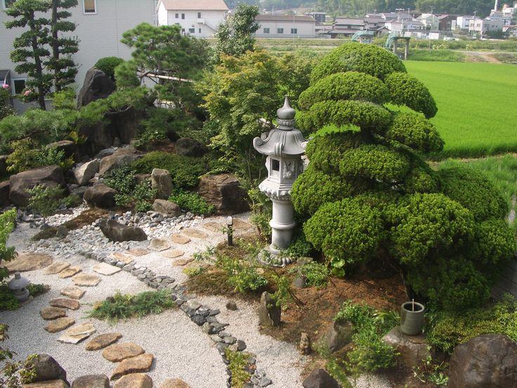 241 best images about japanese stone lanterns on pinterest for Japanese garden meditation