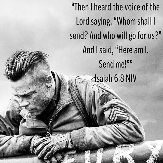 """Then I heard the voice of the Lord saying…"" Isaiah 6:8 - More at: http://quotespictures.net/21714/then-i-heard-the-voice-of-the-lord-saying-isaiah-68"