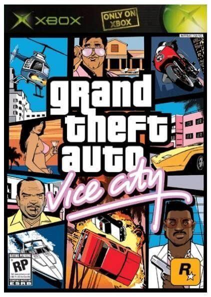 Gta Vice City Xbox 360 Ancora Store