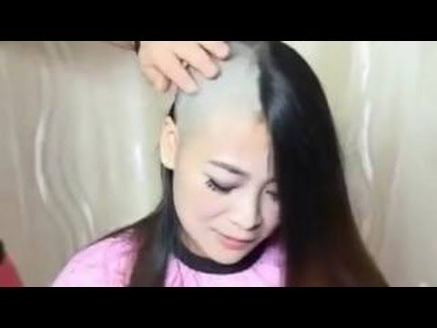 Hairstyles Tutorial Bald Haircut Chinese Pretty Woman 2016 -  How To Stop Hair Loss And Regrow It The Natural Way! CLICK HERE! #hair #hairloss #hairlosswomen #hairtreatment Hairstyles Tutorial Bald Haircut Chinese Pretty Woman 2016 #hair #hairstyles Thanks For Watching – New Video Every Day Please SUBSCRIBE !!! #haircut2017, #hairstyles2017, #hair  - #HairLoss