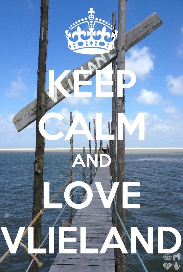 Love Vlieland! I do! Foto: Petra Simons
