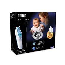 Ce type de thermomètre !!! Coffret cadeau Braun Thermoscan avec 40 filtres de lentille en prime
