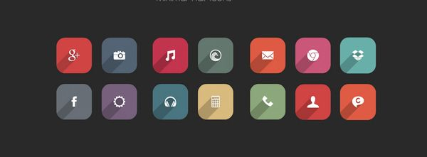 30 Free And High Quality Android Icon Sets