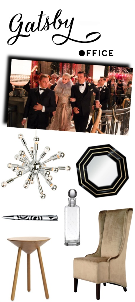 Home Decor Inspired By Baz Luhrmanns Great Gatsby The