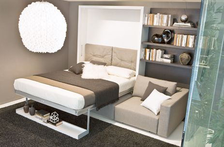 Attol Swing Sofa from the UK based company Clei - Compact Living Solutions.