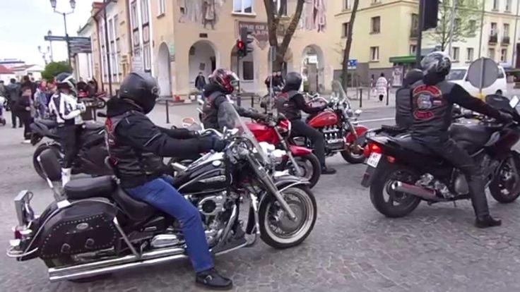 [HD] Rozpoczęcie sezonu motocyklowego 2014 w Białymstoku