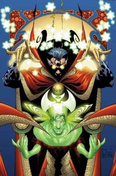 Dr. Strange. Joe Quesada