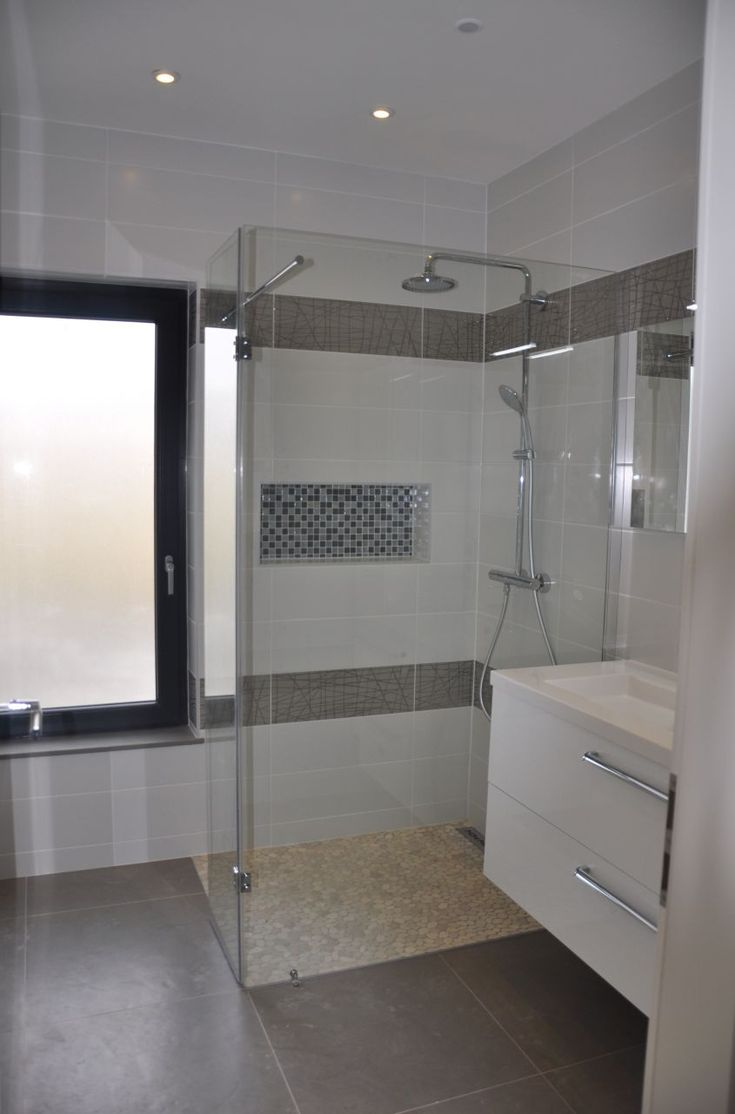 Photo am nagement de la salle de bain suite parentale for Amenagement suite parentale dressing salle de bain