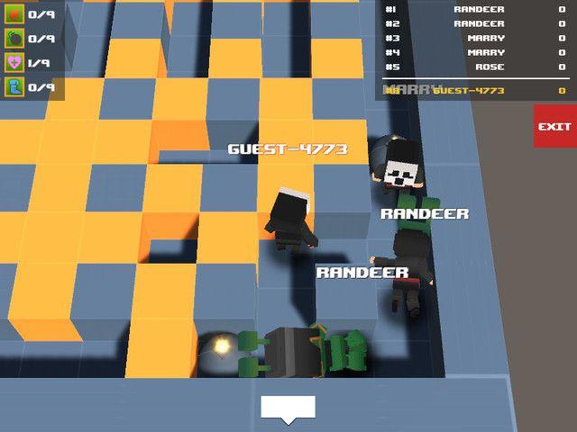 Bomber IO - Photon Unity Networking Edition #Photon#Unity#Bomber#IO