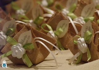 favors for communions and baptisms