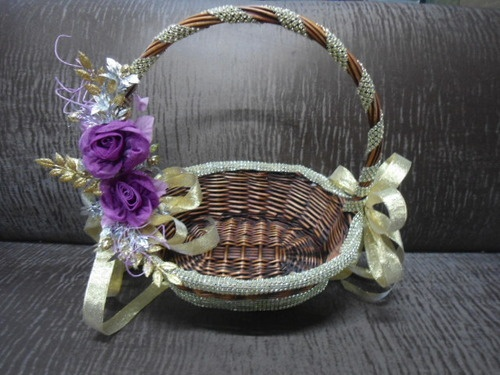 Decorative Basket - Fancy Basket Decorative Baskets and Designer Basket Supplier u0026 Distributor from New & decorative basket ideas | My Web Value