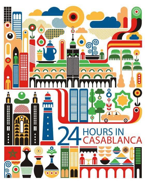 Des villes en 24h - La boite verte