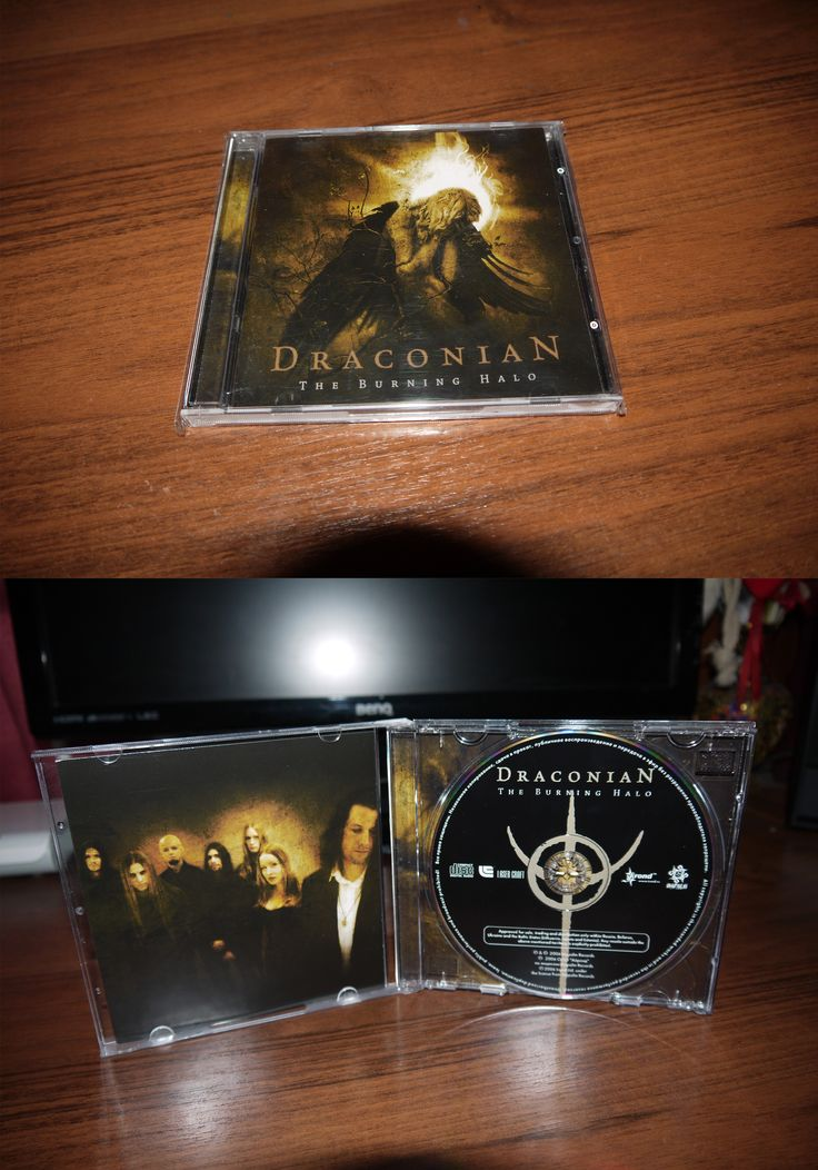 DraconiaN - The Burning Halo (2006 IROND) Russia