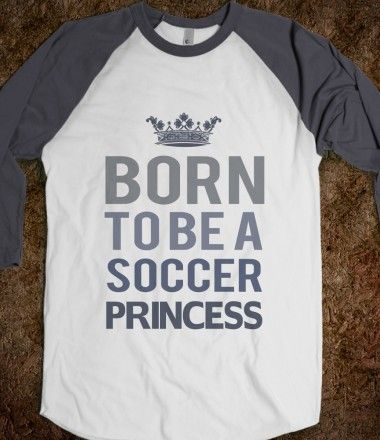 baby girl will be a soccer princess