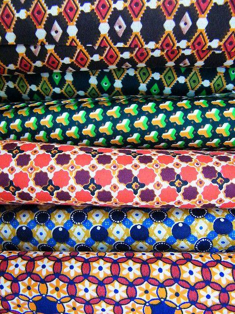 African textiles  alloverprint.blogspot.com