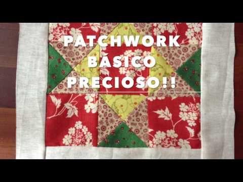 La-caprichosa-mis trabajos: Patchwork basico precioso!!