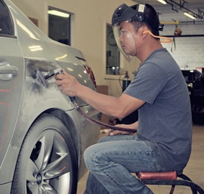 Best 25 Auto Body Repair Ideas On Pinterest Auto Body