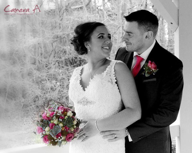 The Hall Garth Hotel Wedding of Megan and Mark