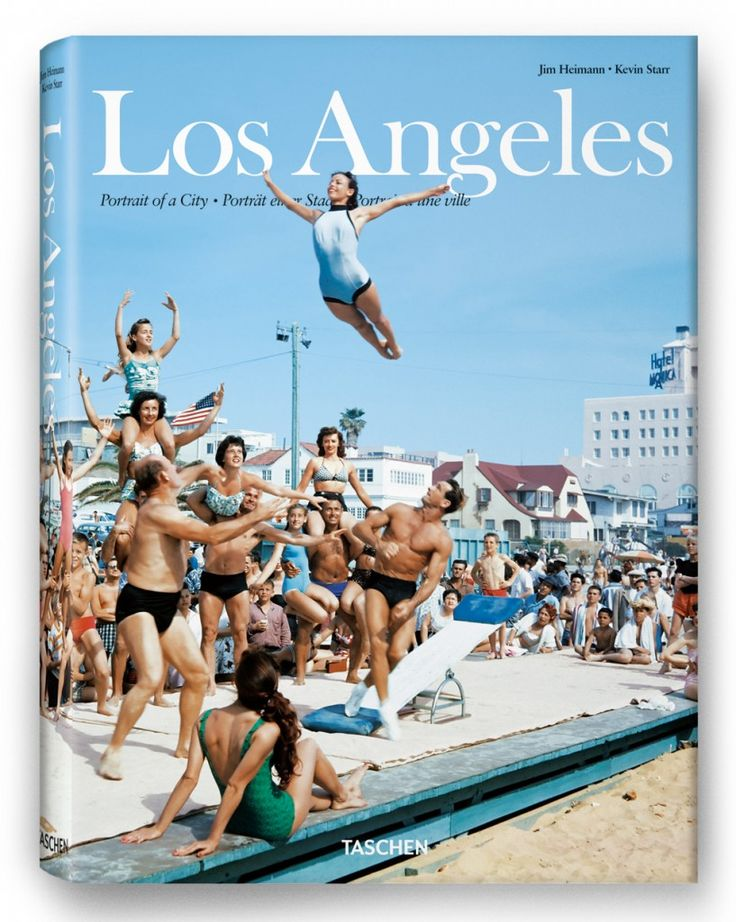 This book is the most beautiful book I own. It showcases rich photographs that visually chronicle all of Los Angeles's history. If I am ever bored, I can pick up this book and learn something new about LA each time.
