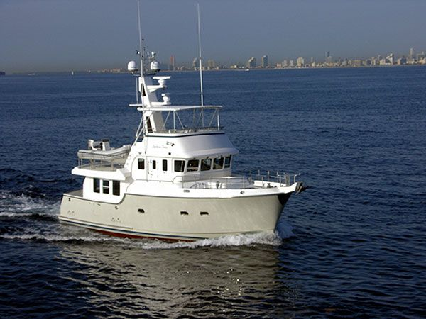 12 Best Nordhavn Trawlers And Yachts Images On Pinterest