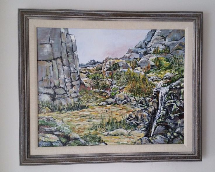 What Is Rock Art Painting