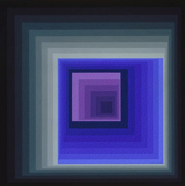 Reytey-va, (1967-1969) by Victor Vasarely :: The Collection :: Art ...                                                                                                                                                                                 More