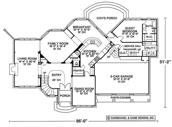 House plans with mother in law suites floor is ideal for New home plans with mother in law quarters
