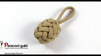 How to make a paracord belt - YouTube