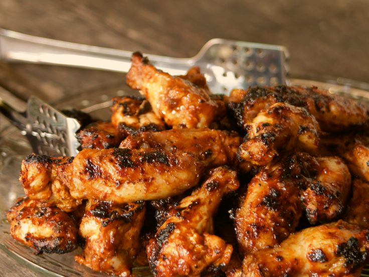 Smoky Bbq Wings Recipe : Food Network - FoodNetwork.com