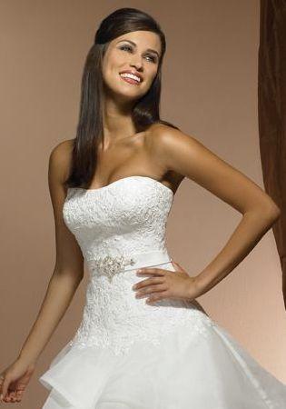Astounding 1000 Ideas About Straight Wedding Hairstyles On Pinterest Black Short Hairstyles Gunalazisus