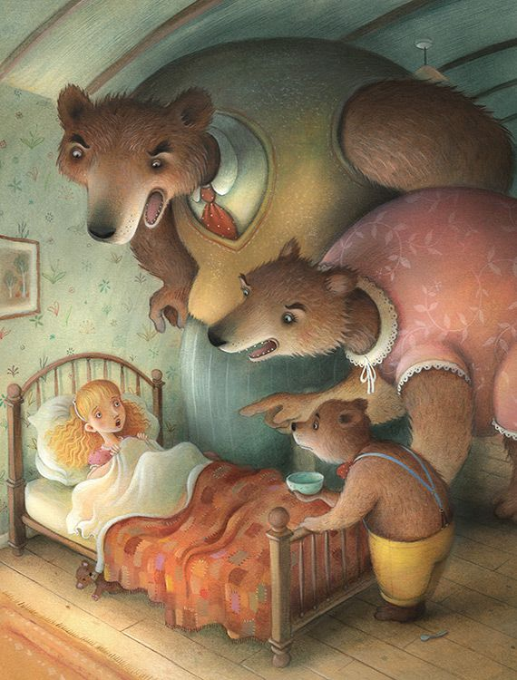 http://www.richardjohnsonillustration.co.uk/portfolio/nursery-tales-illustrations/