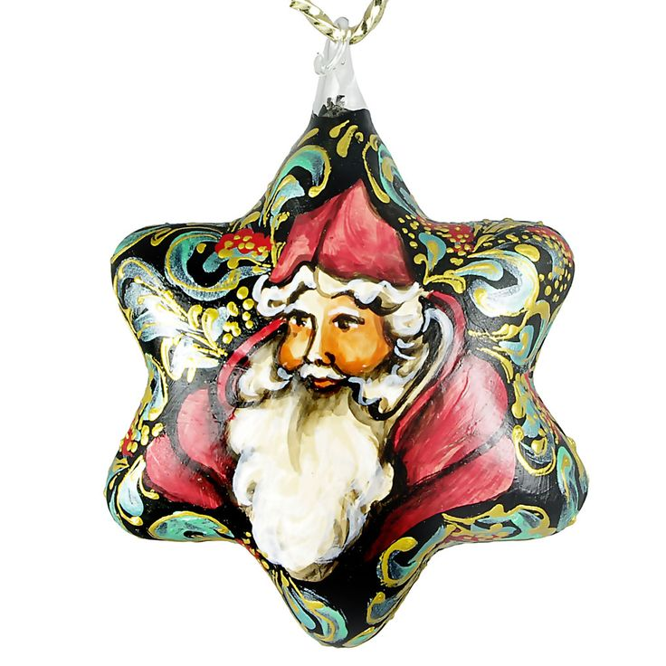 St Nicholas Christmas Ornaments