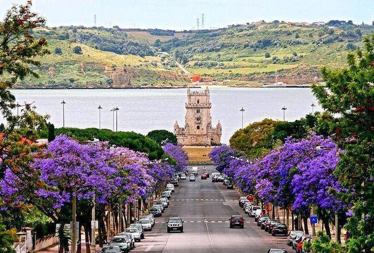 Monumentos portugueses que são património mundial-Torre de Belém