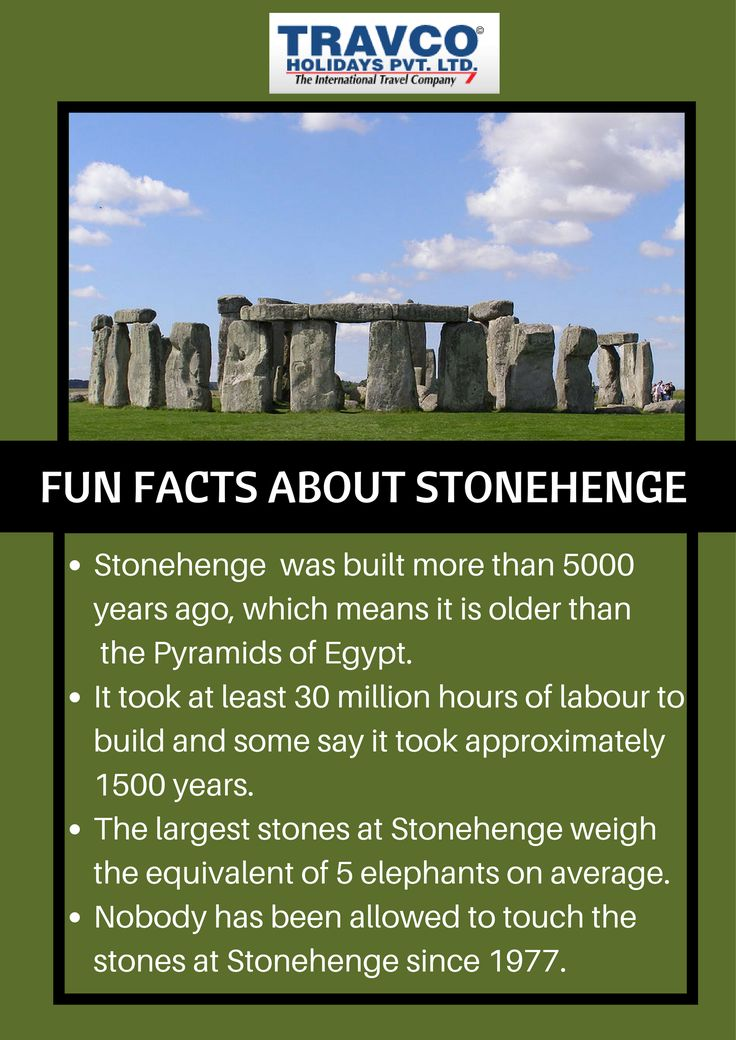 #Stonehenge is one of the top rated #tourist attractions in #Britain.  Visit the Stonehenge by planning your #holiday with #TravcoHolidays  We do it all, renewal of #passports + #visa to all countries + #leisuretours and much more. Visit our website to know more about our travel services http://www.travcoholidays.com/