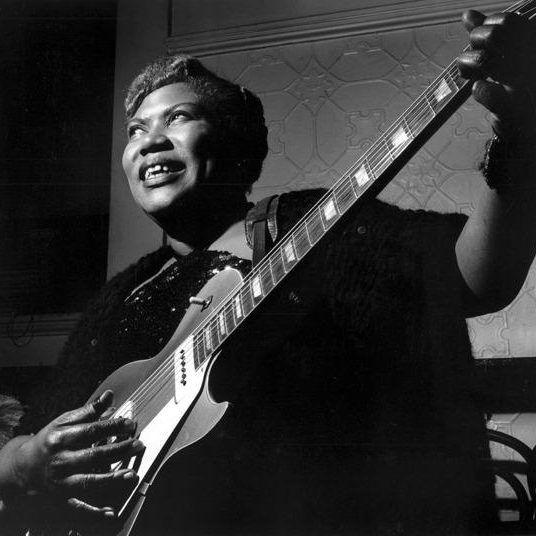 17 Best images about ♪Musicians♪ on Pinterest | Jazz, Duke ... Rosetta Tharpe